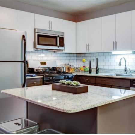 Stainless Steel Appliances in west loop | 180 North Jefferson Apartments