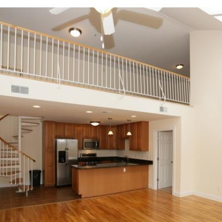 Our Senior Lofts also feature illuminating skylights and numerous closets!
