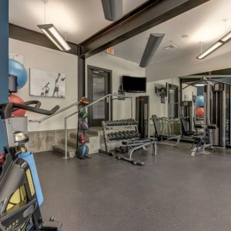 fitness center, gym, apartment gym in Dallas, apartments for rent in Dallas