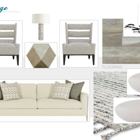 Design Elements for Lounge