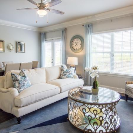 Living Room with room for comfortable seating