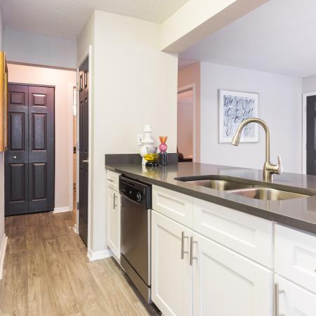 Beautiful new upgraded kitchen with stainless steel appliances