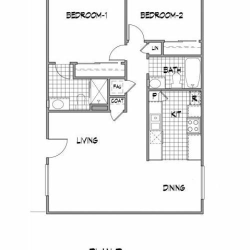2 Bed / 2 Bath Apartment In ANAHEIM CA