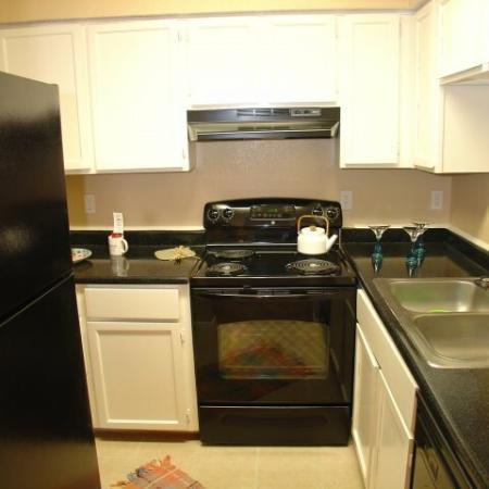 Elegant Kitchen | South Central Austin Apartments | Wildcreek Apartments