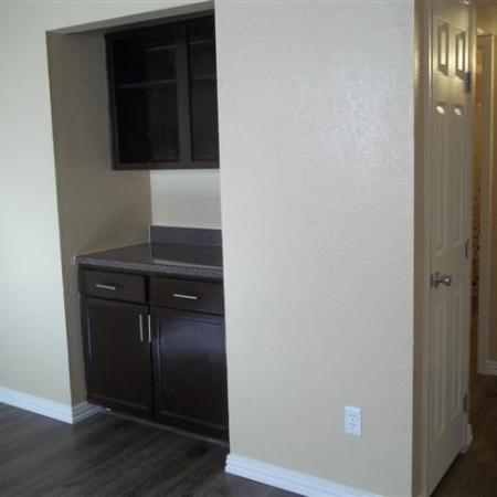 Spacious Hallway | South Central Austin Apartments | Wildcreek Apartments