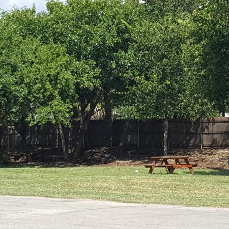Beautifully Landscaped Grounds | Apartments For Rent In Austin TX | Wildcreek Apartments