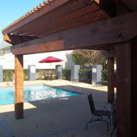 Sparkling Pool | 1 Bedroom Apartments Austin TX | Wildcreek Apartments