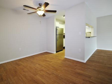 one bedroom available for immediate move in