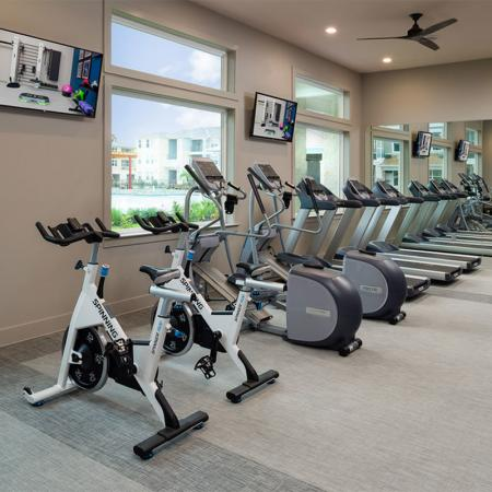 Boterra Bay - Luxury Apartments for Rent in Baytown, TX - fitness center