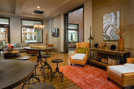 clubhouse interior at boterra bay