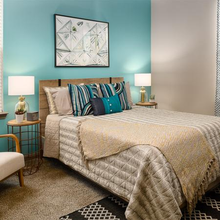 Boterra Bay - Luxury Apartments for Rent in Baytown, TX - apartment bedroom
