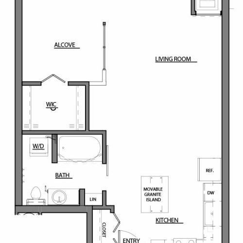 convertible V3 floor plan