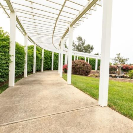 Gardens at Morrisville NC apartments for rent