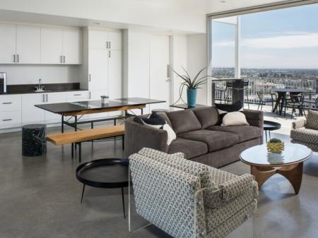 Sky Lounge with Ocean Views
