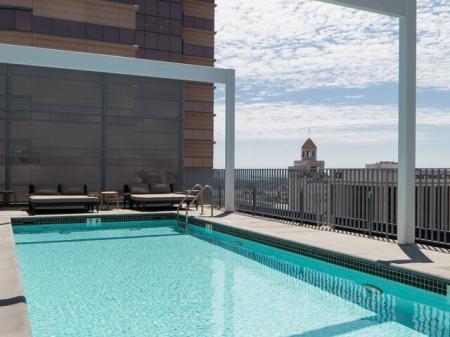 Rooftop Pool with Ocean Views