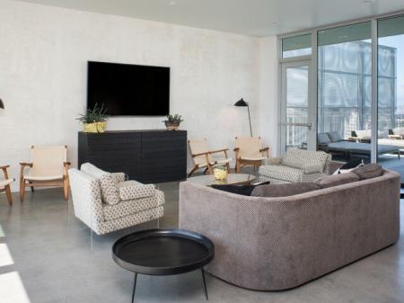 Resident Sky Lounge