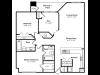 Floor Plan 10 | Apartments Arlington | The Citizen at Shirlington Village