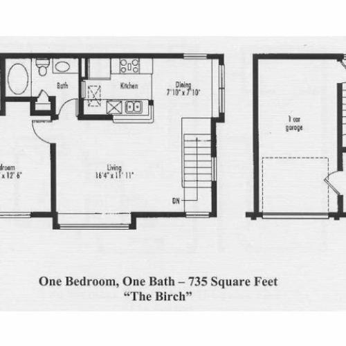 Floor Plan | Pine Valley