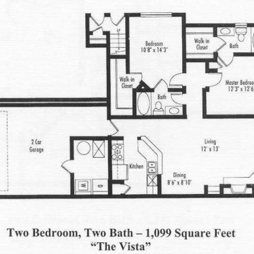 Floor Plan 3 | Pine Valley