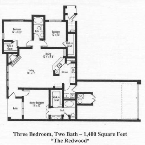 Floor Plan 7 | Pine Valley