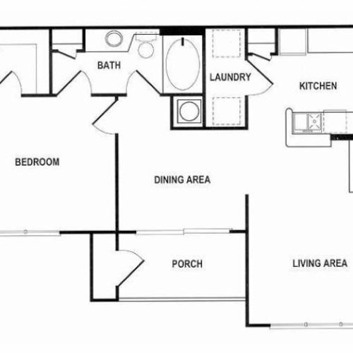 Floor Plan   Spotswood Commons
