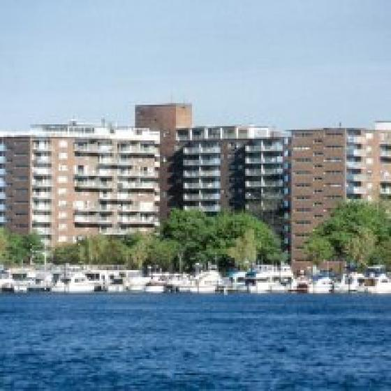 Apartments in Cambridge, MA on the Charles River