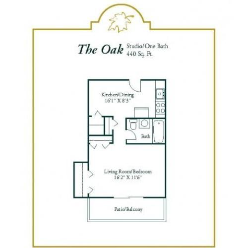 Floor Plan 2 | Woodview at Randolph