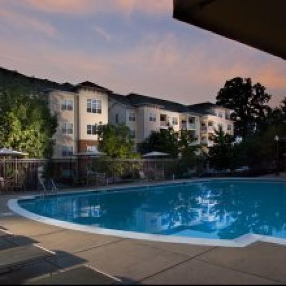 Gaithersburg, MD apartments resort-style pool