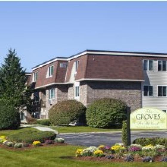 The Groves at Milford apartments for rent | Milford MA