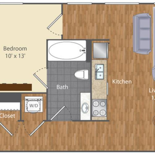 Floor Plan 6 | The Lenore
