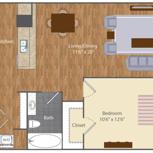 Floor Plan 9 | The Lenore