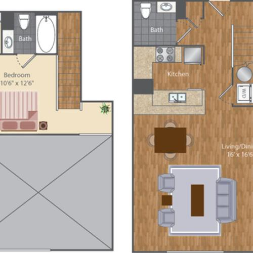 Floor Plan 16 | The Lenore
