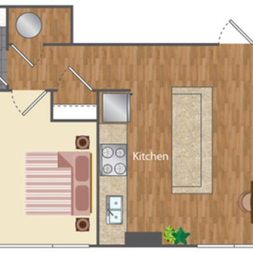 Floor Plan 18 | The Lenore