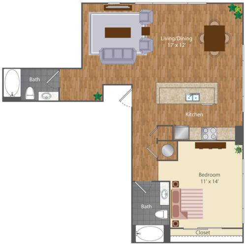 Floor Plan 21 | The Lenore