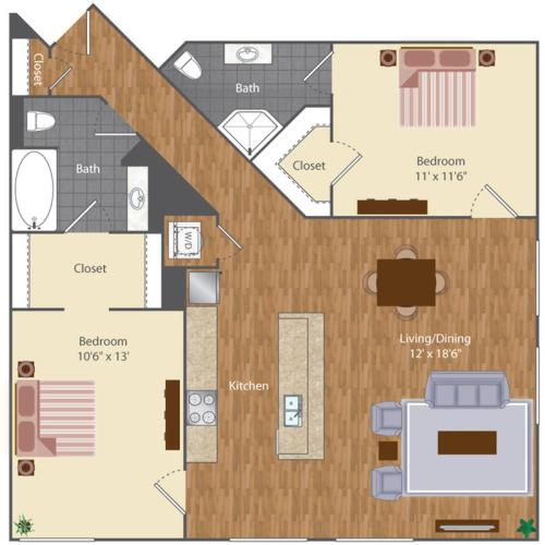 Floor Plan 22 | The Lenore