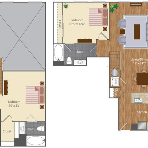 Floor Plan 23 | The Lenore