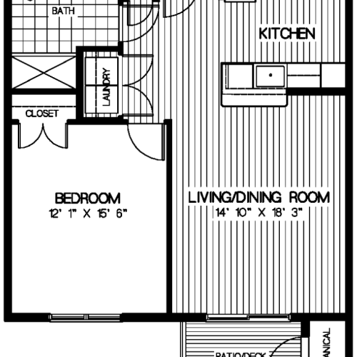Floor Plan 1 | Berry Farms