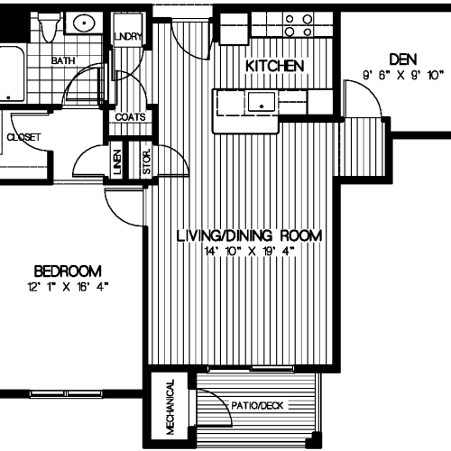 Floor Plan 3 | Berry Farms