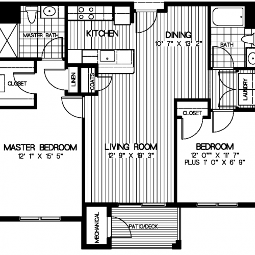 Floor Plan 5 | Berry Farms
