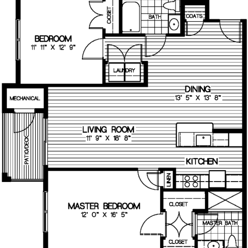 Floor Plan 7 | Berry Farms