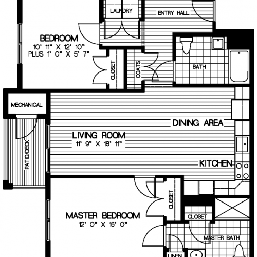 Floor Plan 8 | Berry Farms
