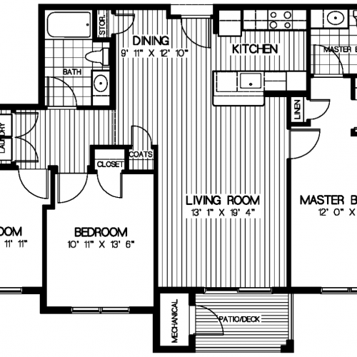 Floor Plan 9 | Berry Farms