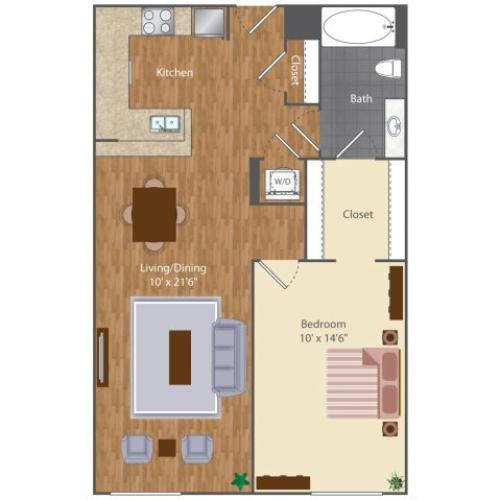 Floor Plan 8 | The Lenore