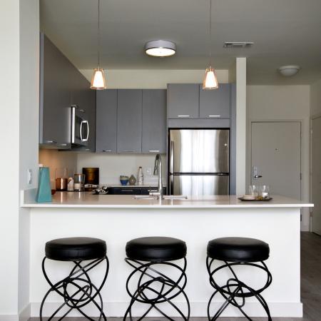 Modern Kitchen | West of Chestnut