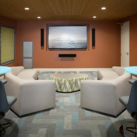 Resident Media Room | One North of Boston