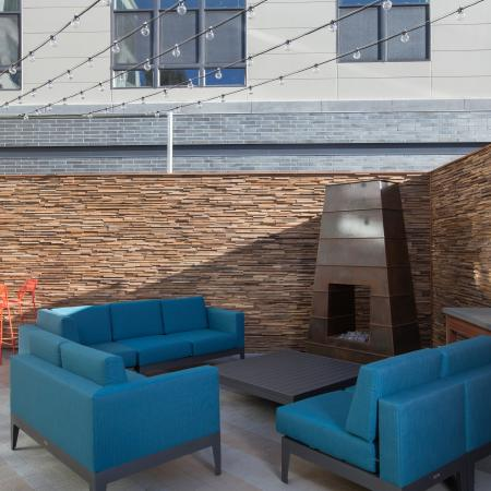 Resident Fire Pit | West of Chestnut