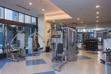 Cutting Edge Fitness Center | West of Chestnut