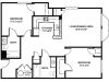 Spacious Floor Plans | New Apartments In Franklin MA | Union Place Apartments