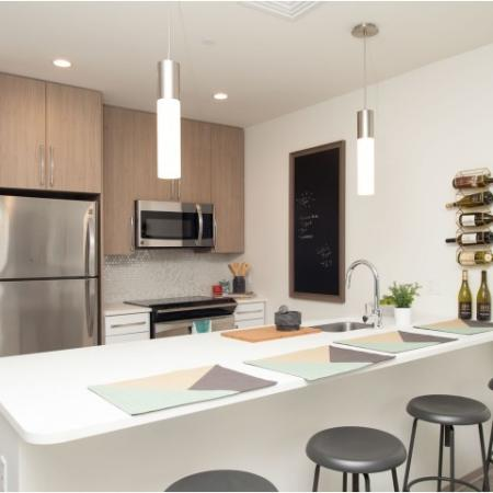 State-of-the-Art Kitchen | Apartments Allston | TRAC 75