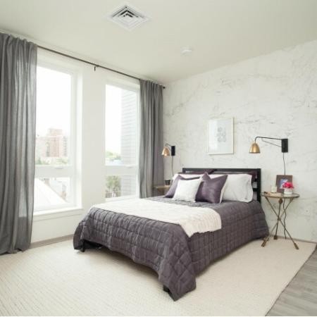 Vast Bedroom | Allston Studio Apartments | TRAC 75